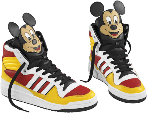 Sneakers In Mouse Trap Originals Di Con Collaborazione Le Adidas wYpq7UE