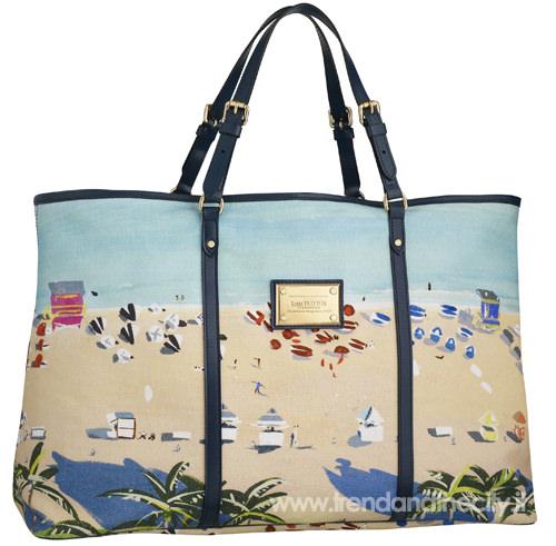 Borse Da Spiaggia Per Uomo : Borse mare eleganti e colorate le beach bag di louis