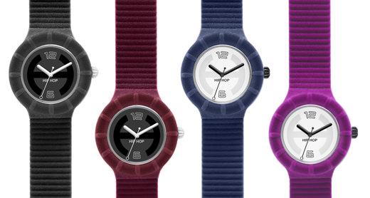 L\'orologio Hip Hop si veste di velluto nella versione più glamour di ...