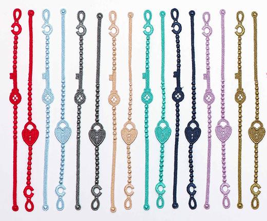 size 40 b49d5 9193f Il nuovo braccialetto Cruciani celebra la promessa d'amore ...