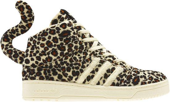 adidas scarpe leopardate