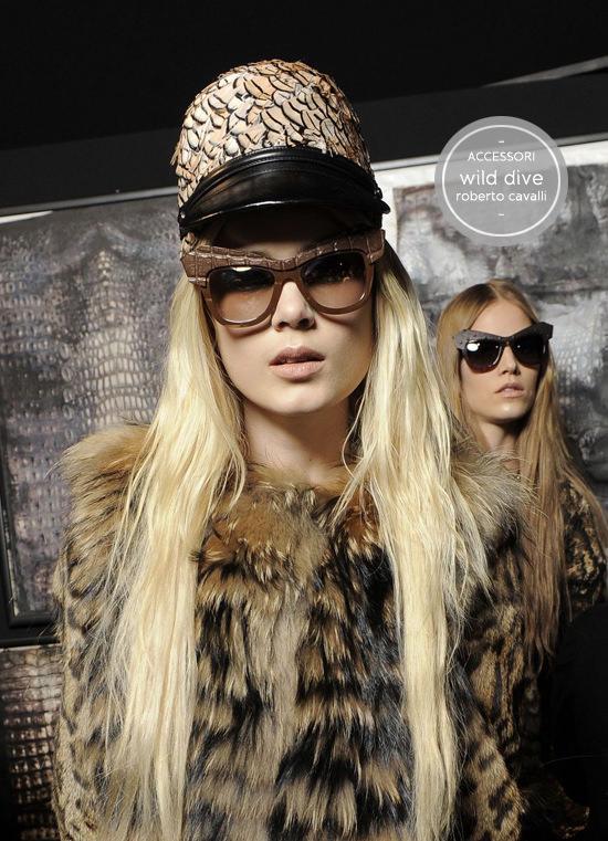 e6359c0f1a OCCHIALI DA SOLE// Roberto Cavalli Wild Diva, gli occhiali must have ...