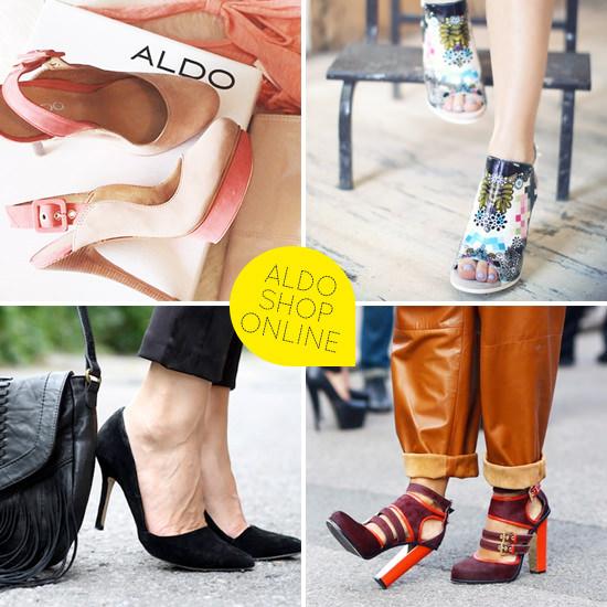 17f20df63c Shopping on-line// Ha finalmente aperto l'e-commerce Aldo Shoes per ...