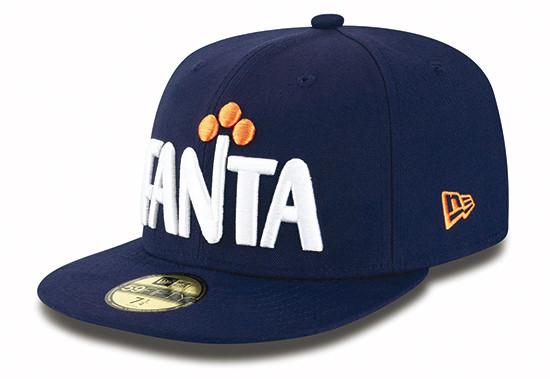 FANTA NAVY NEW ERA HAT