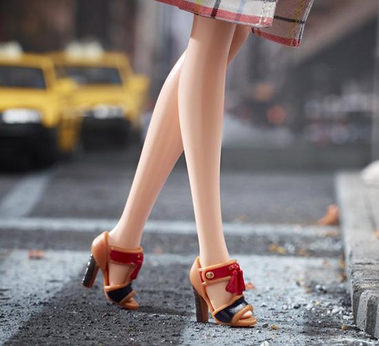 Barbie Coach Shoes