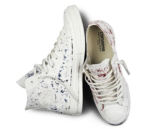 Converse maison martin margiela la nuova collaborazione for Ma maison scarpe