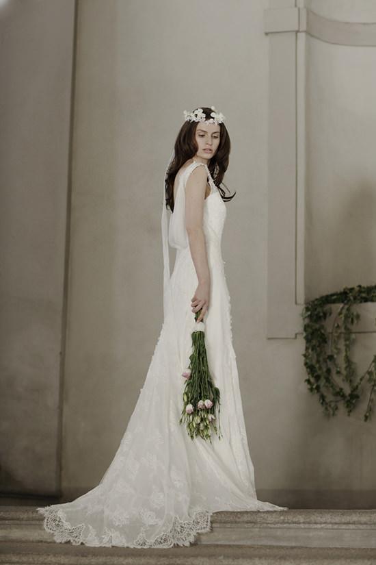 brand new ac2e6 35df2 Alberta Ferretti Forever 2014: gli abiti da sposa, i prezzi ...