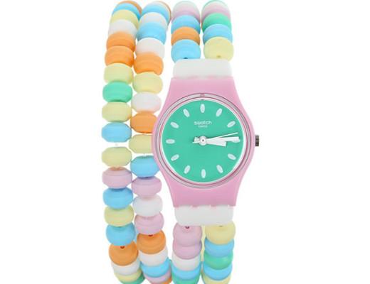 swatch caramellissima orologio