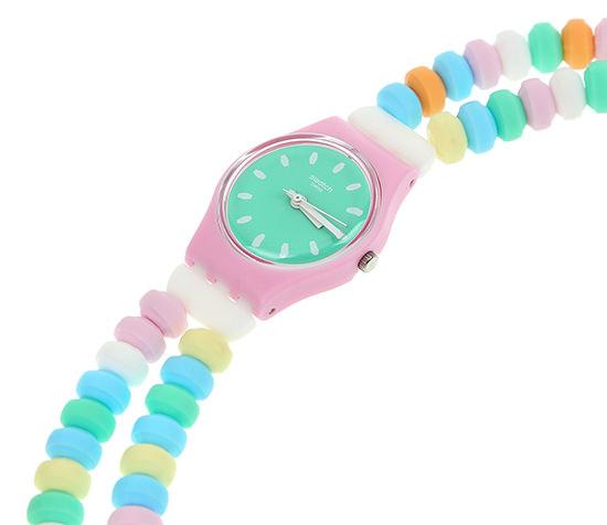 orologio caramelle