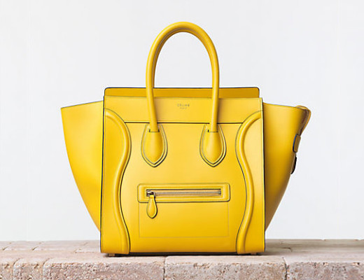 Celine-Yellow-Sunflower-Palmelato-Mini-Luggage-Bag-Summer-2014_price