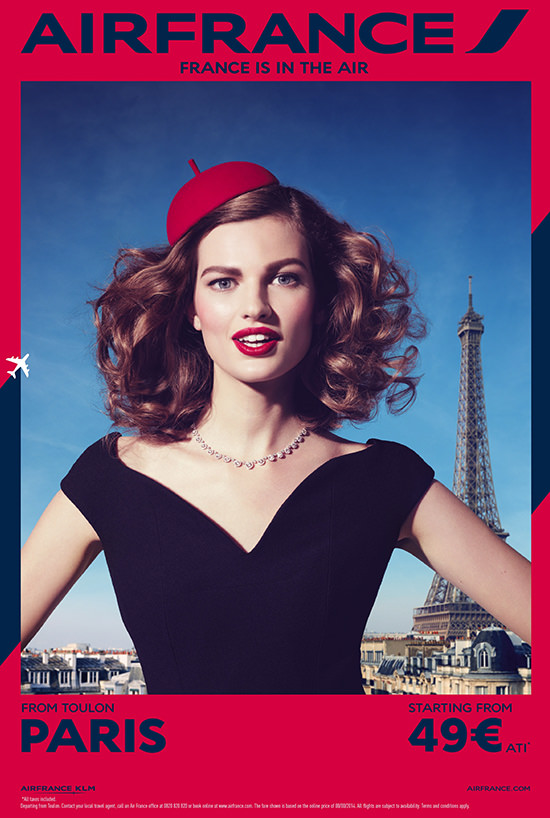 Air-France-Vintage-Campaign-Paris_2014