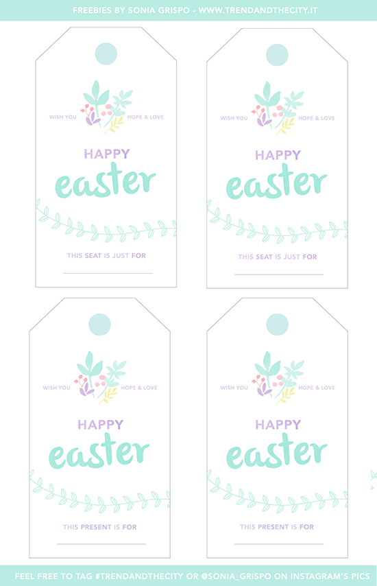 EasterTag
