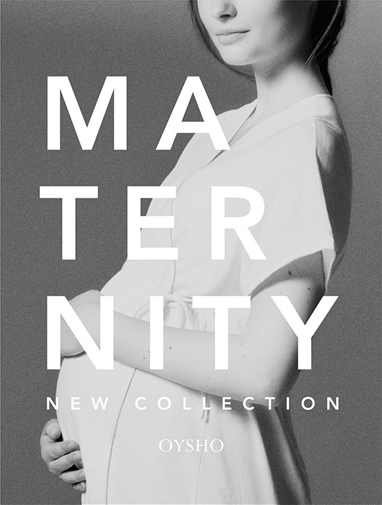 oysho maternity collection