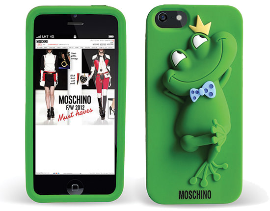 moschino_iphone_cover_frog_rana_principe_ranocchio