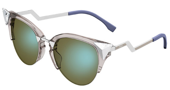 Fendi Iridia occhiali SS 2014