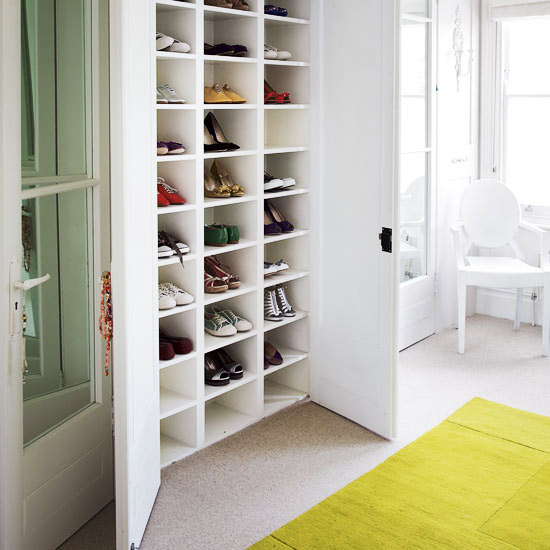 Shoes Storage: 15 idee ingegnose e creative per tenere in ordine le scarpe | Trend and The City