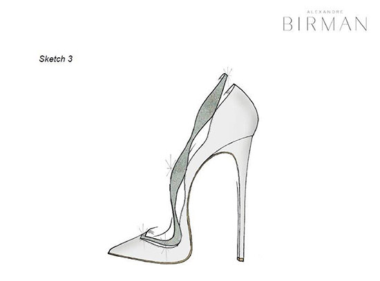 Cinderella_by_Alexandre_Birman_Sketch