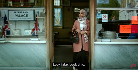 mariahidrissi_modella_musulmana_hijab_h&m