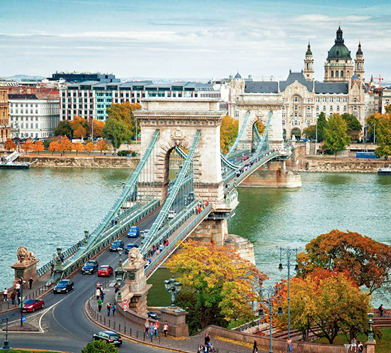 city guide 24 ore budapest