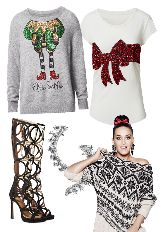 Katy-Perry-HM-Holiday-Collezione -natale