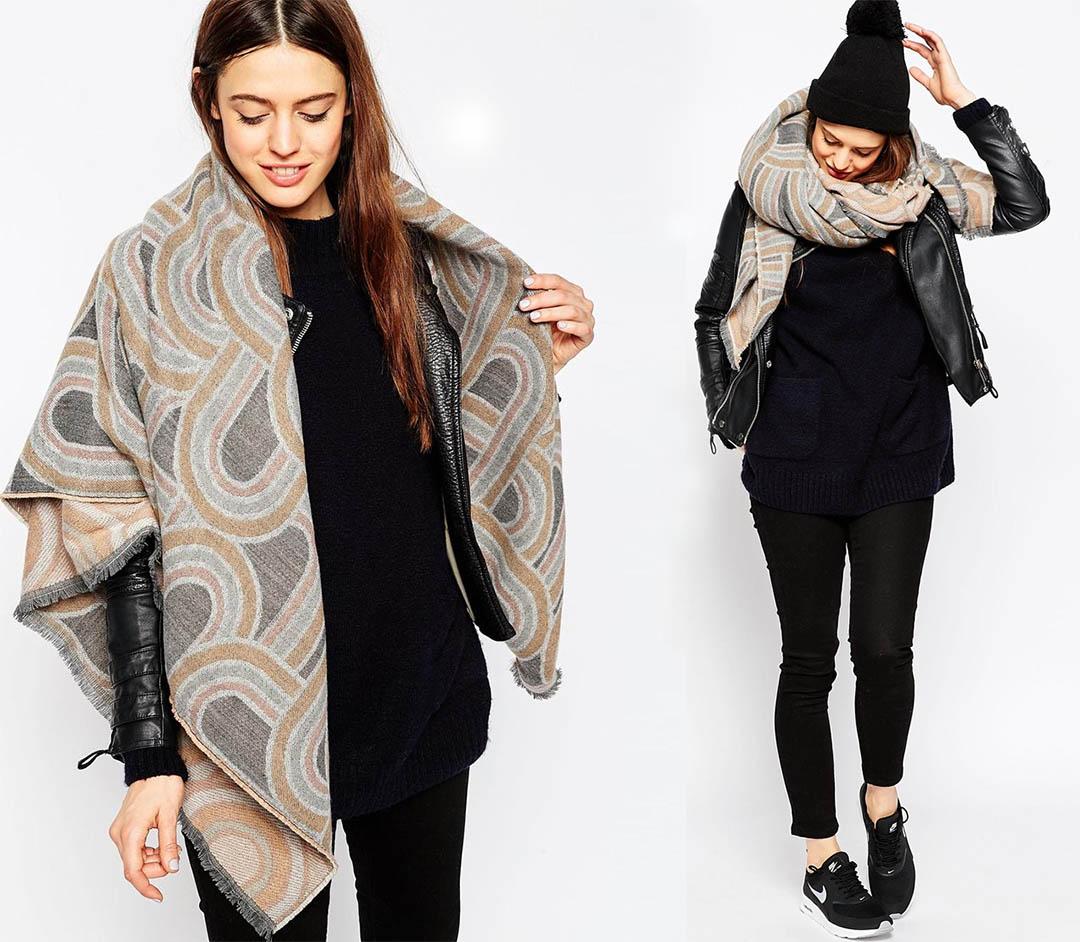 tendenza blanket scarf
