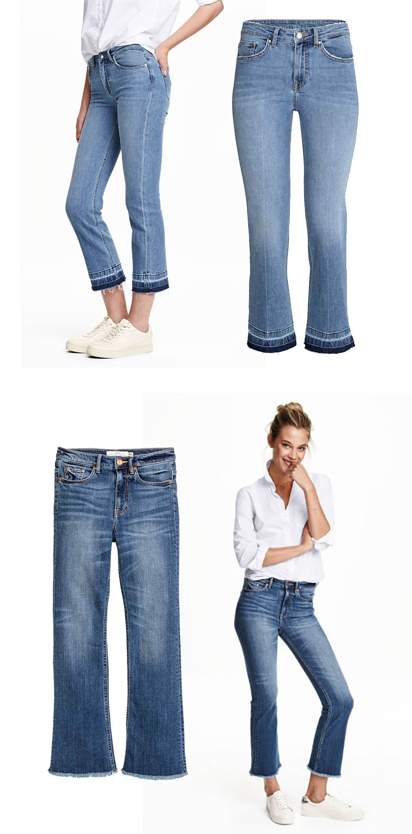 cropped-flare-jeans 4