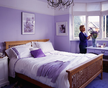 Dipingere Camera Da Letto Lilla : Pittura camera da letto lilla joodsecomponisten