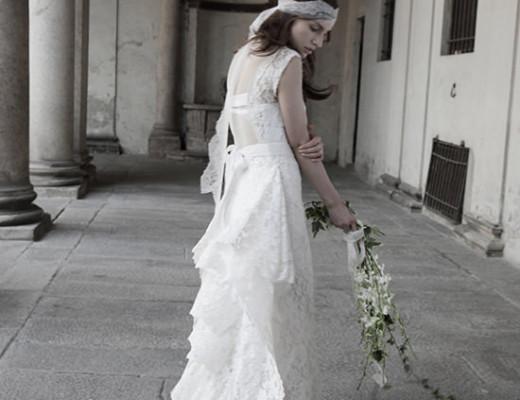 abito sposa alberta ferretti