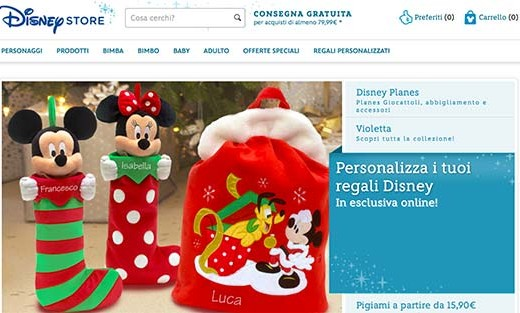 disney-store-ecommerce-regali