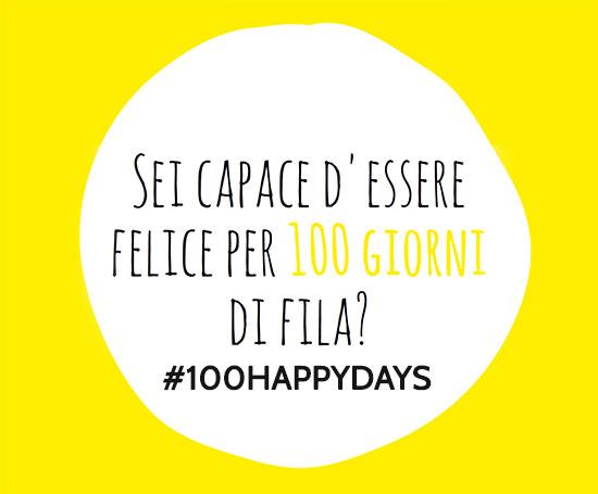 100happydays challenge