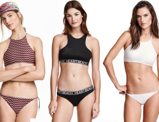Halterneck-bikini
