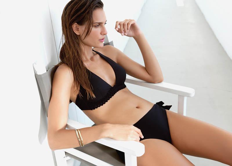 Costumi Da Bagno Bikini 2014 : Bisbigli: contemporary o charme? due collezioni e sei mood per
