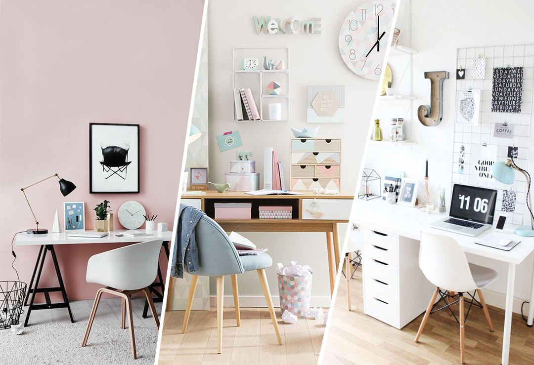 Workspace ispirazioni per arredare la zona studio lavoro for Stanza in ufficio