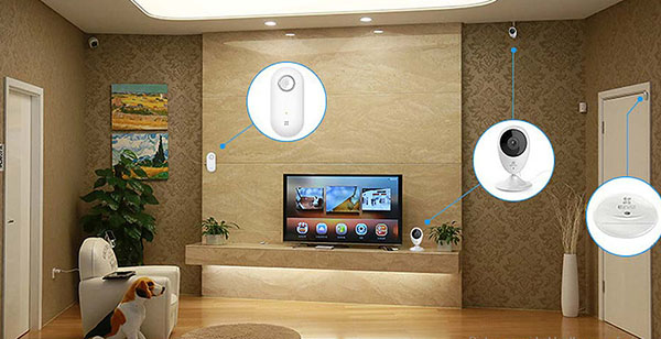 ezviz security home