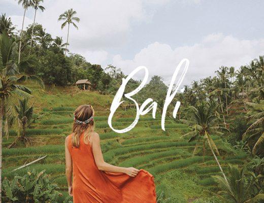 cosa fare a Bali guida