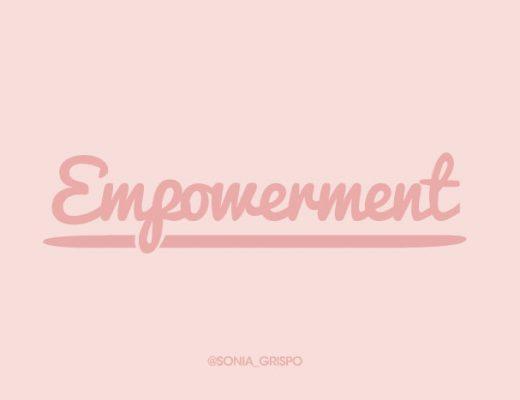 grafica empowerment femminile