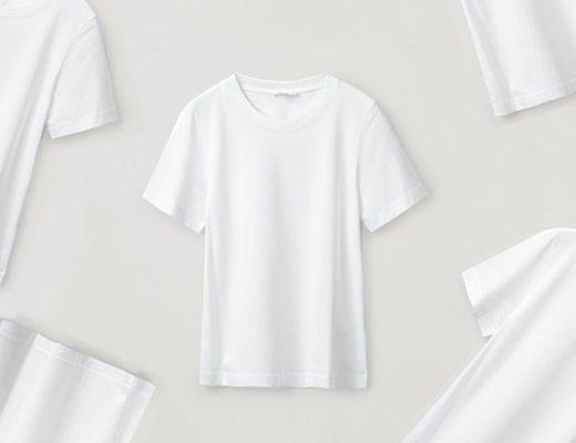la maglietta bianca perfetta