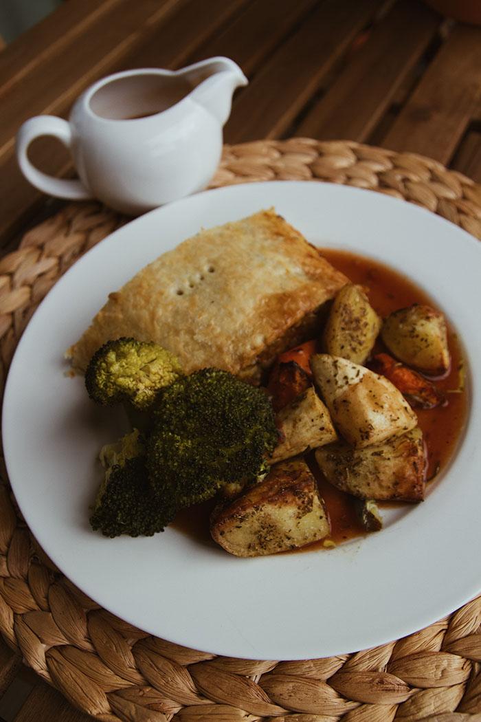 vggie roast ricetta inglese