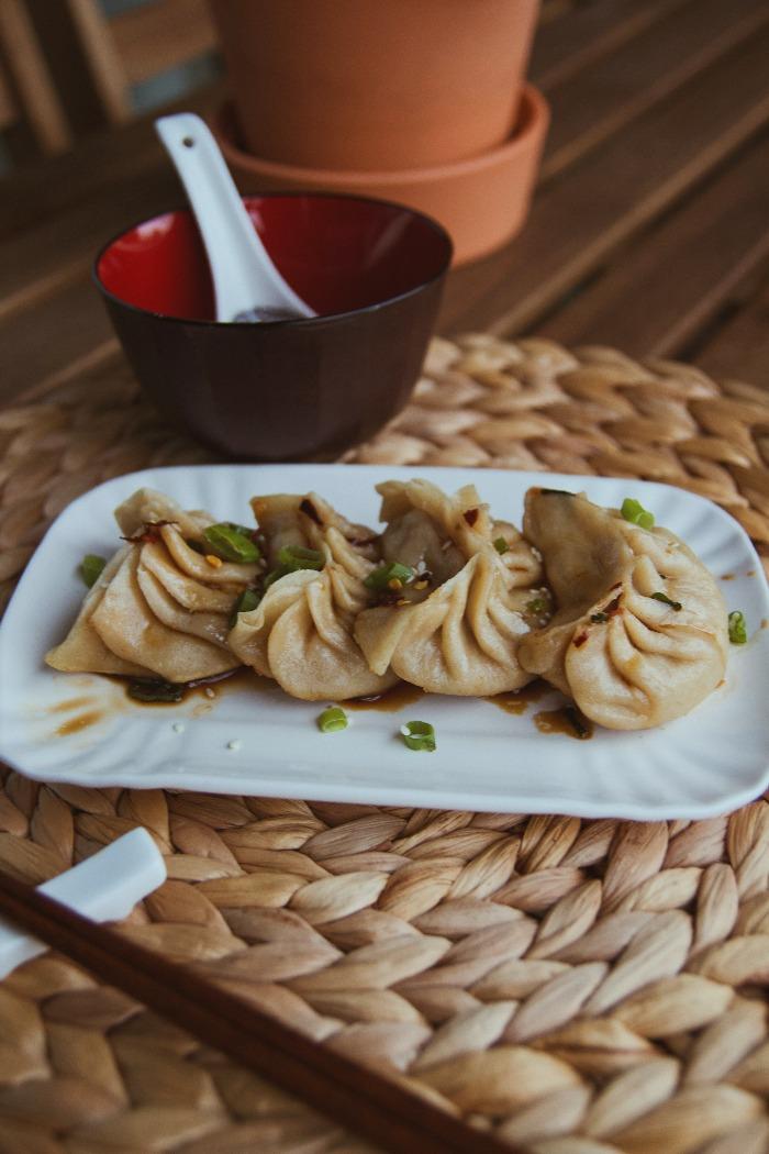 ricetta ravioli cinesi dumpling
